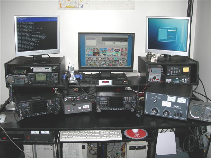 ICOM Station 2008