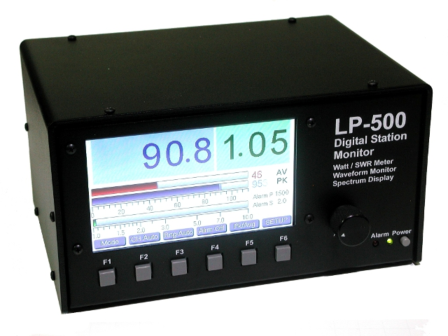 TelePost LP-500 Digital Station Monitor
