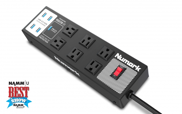 AC Power with USB Hub
