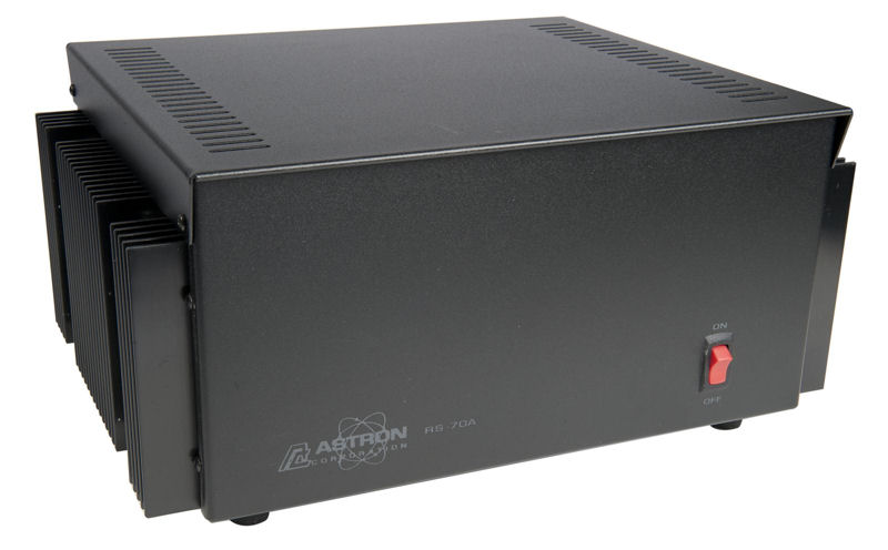 Astron RS-70A regulated Power Supply