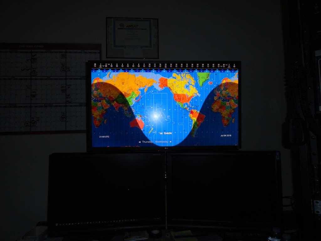 Geochron Digital 4K UHD @ K6HR