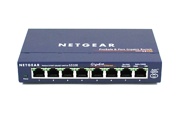 NETGEAR GS108 Gigabit Switch