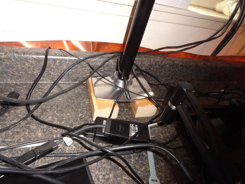 lg multi monitor setup
