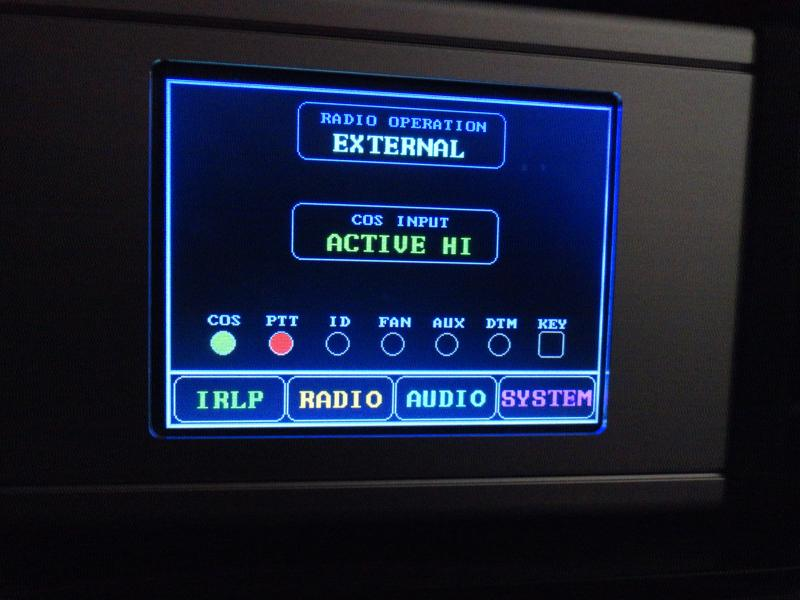 NANO SE with Kenwood External Radio