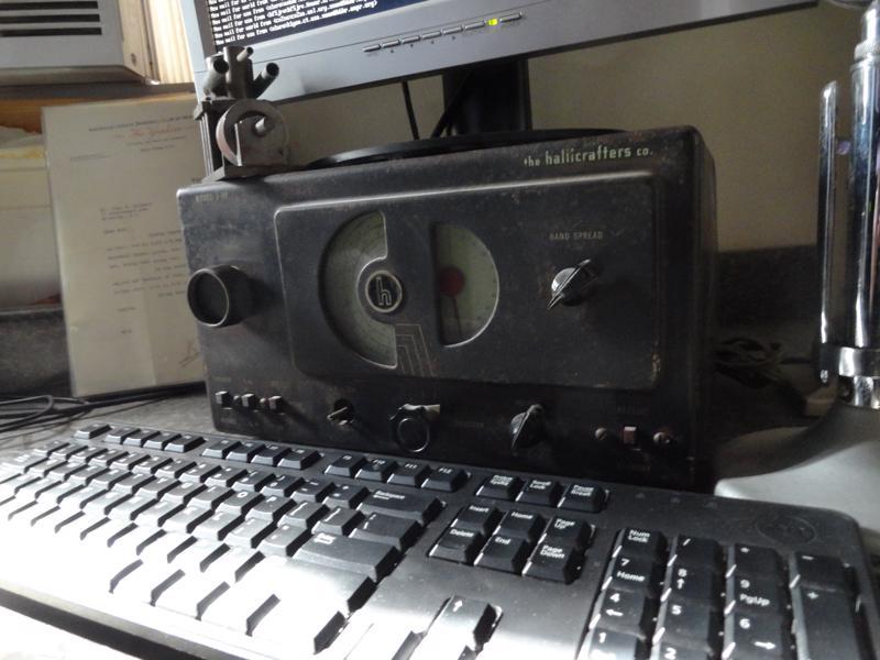 K6HR Radio Timeline: Hallicrafters S-38