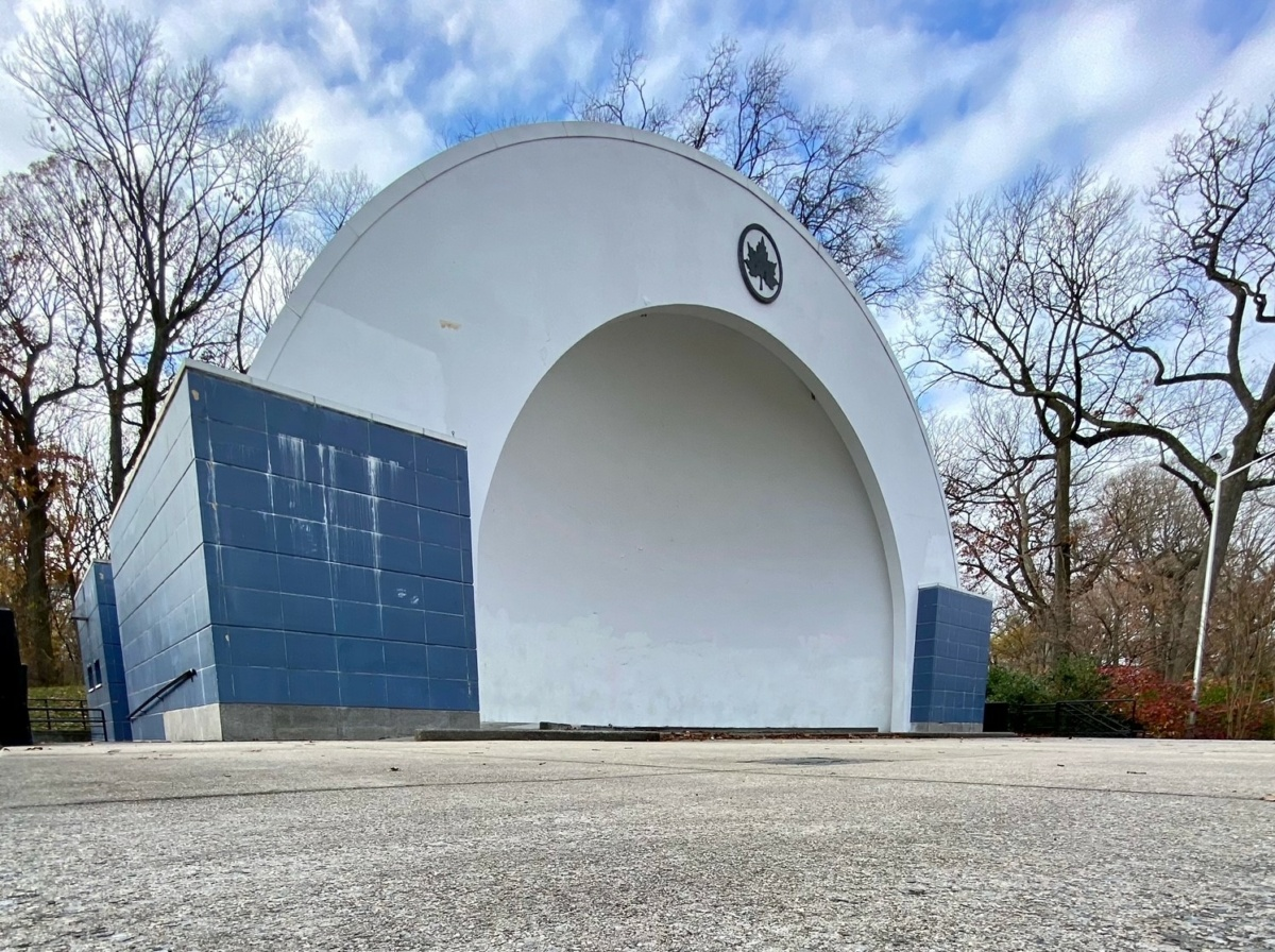 The Forest Park Dome